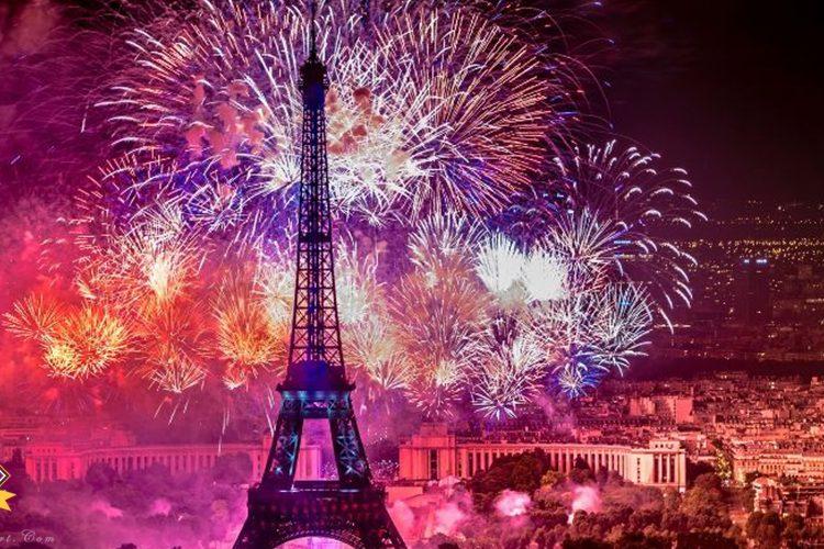 Celebrates Bastille Day In Paris With Our Escort Girls